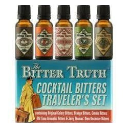 Bitter Truth 'Traveler's Set' 5pk Bitters 100ml image