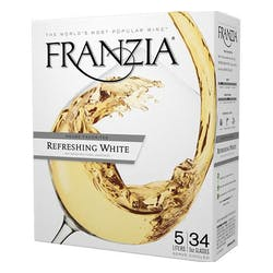 Franzia Refreshing White 5.0L image