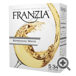 Franzia Refreshing White 5.0L