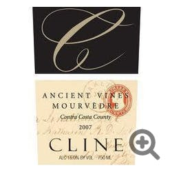 Cline 'Ancient Vines' Mourvedre 2015