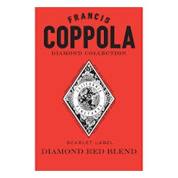 Francis Ford Coppola 'Scarlet Label' Diamond Red Blend 2015 image