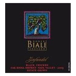 Biale 'Black Chicken' Zinfandel 2015 image