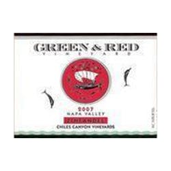 Green & Red 'Chiles Canyon' Zinfandel 2014