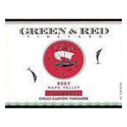 Green & Red 'Chiles Canyon' Zinfandel 2014 image