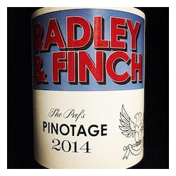 Radley & Finch Pinotage 2018 image