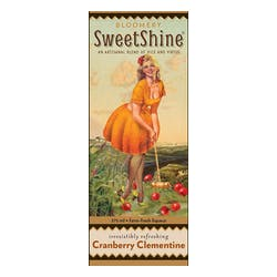 Bloomery SweetShine Cranberry Clementine 375ml image