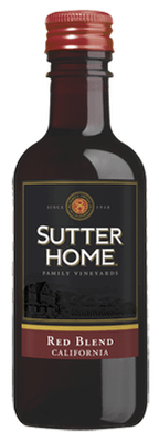 Sutter Home Red Blend 187ml