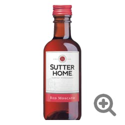 Sutter Home Red Moscato 187ml