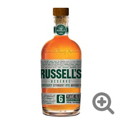 Russell's Reserve 6year Rye 90prf