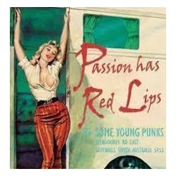 Some Young Punks Passion has Red Lips 2016 image