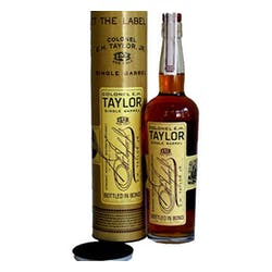 E.H. Taylor Jr. 128.1prf Uncut & Unfiltered 750ml image