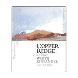 Copper Ridge White Zinfandel