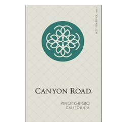 Canyon Road Wines Pinot Grigio image