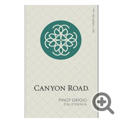 Canyon Road Wines Pinot Grigio