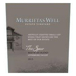 Murrieta's Well 'The Spur' Red 2014 image