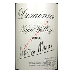 Dominus Proprietary Red 2004 image