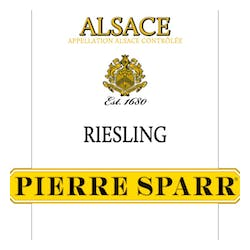 Pierre Sparr Riesling 2015 image