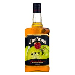 Jim Beam 'Apple' Bourbon 1.75L image