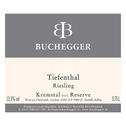 Buchegger Riesling Tiefenthal 2013 image