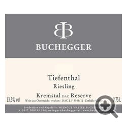 Buchegger Riesling Tiefenthal 2013