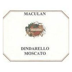 Maculan 'Dindarello' Moscato IGT 2016 375ml image
