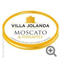 Villa Jolanda Moscato and Pineapple
