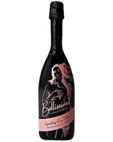bellissima christie brinkley rose sparkling bubbly dry wine