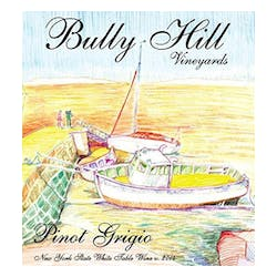 Bully Hill Pinot Grigio image