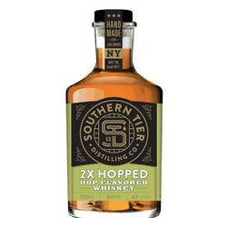 Southern Tier 2x Hop Flavored Whiskey image