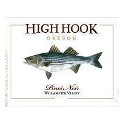 Fish Hook Vineyards 'High Hook' Pinot Noir 2015 image