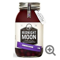 Junior Johnson Midnight Blueberry Moonshine