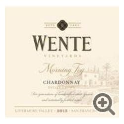 Wente Vineyards 'Morning Fog' Chardonnay 2016