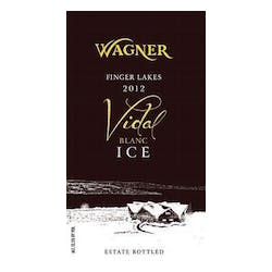 Wagner Vineyards Vidal Ice Wine 2012 375ml image