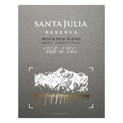 Santa Julia Mountain Red 2016 image