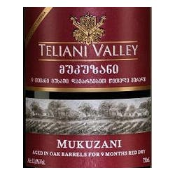 Teliani Valley Mukuzani 2014 image
