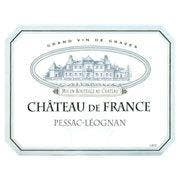 Chateau de France Rouge 2014