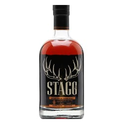George T Stagg Jr. 750ml 126.4proof Barrel Proof 2018 image