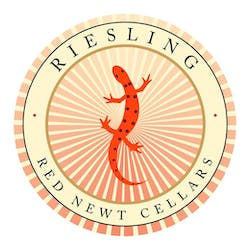 Red Newt Cellars 'Circle' Riesling 2016 image