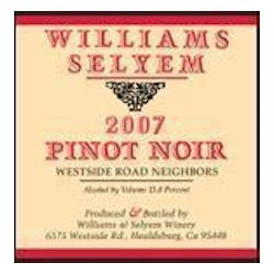 William Selyem 'Westside Road Neighbors' Pinot Noir 2014 image