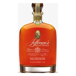 Jefferson's Chat Suduiraut Sauternes Cask Finish Bourbon image