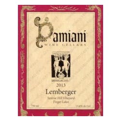 Damiani Wine Cellars 'Sunrise Hill' Lemberger 2015 image