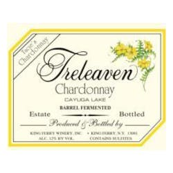 Treleaven by King Ferry Winery Tacie's Chardonnay 2016 image