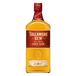 Tullamore Dew 4yr 1.0L 'Cider Cask Finish' Whiskey image