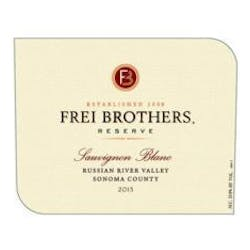 Frei Brothers 'Reserve' Sauvignon Blanc 2015 image