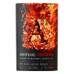 Apothic Wines Limited Release 'Inferno' Red Blend 2015 image