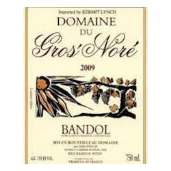 Domaine Gros Nore Bandol Rouge 2014 image