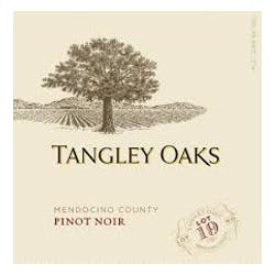 Tangley Oaks Winery Pinot Noir 2014 image