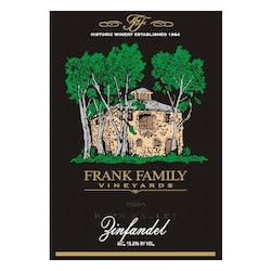 Frank Family Vineyards Zinfandel 2013 image