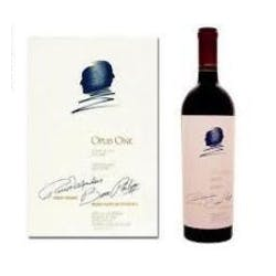 Opus One Red Blend 2014 image