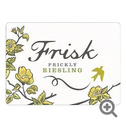 Frisk Prickly Riesling 2018